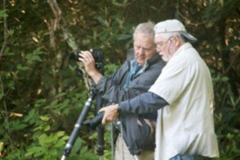 Chuck Dayton and Bob Grytten discuss camera settings