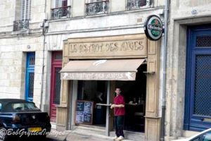 Le Bistrot des Anges Bordeaux, France